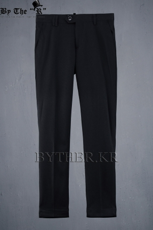 Slim Fit Crop Slacks