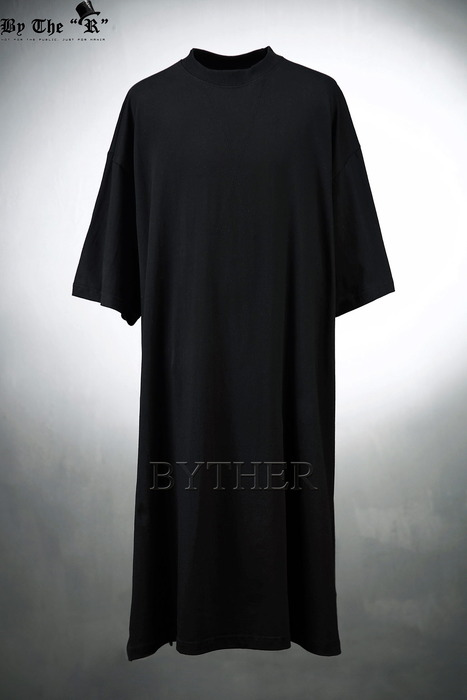 ByTheR Side Slit Extra Long T-shirts