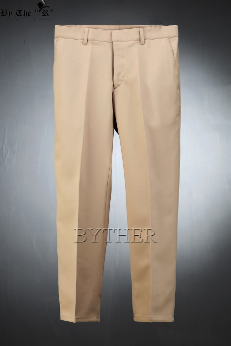 Basic Crop Slacks