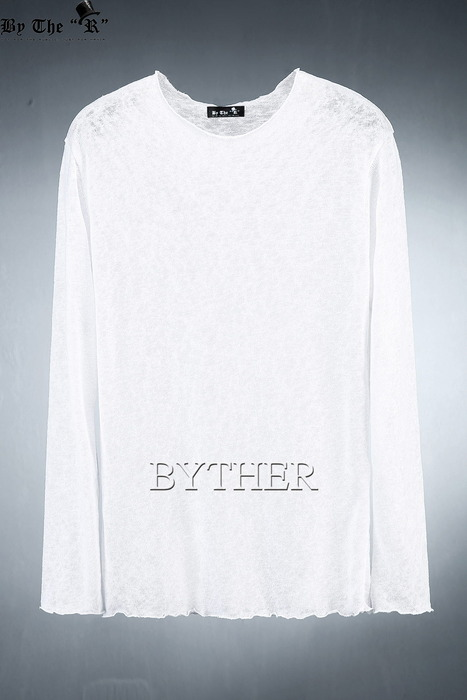 ByTheR Basic See-Through T-shirts
