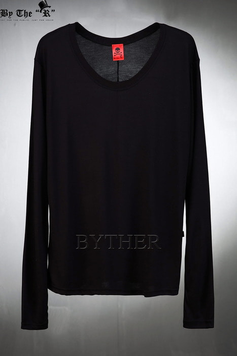 ByTheR Loose Fit Monotone T-shirt