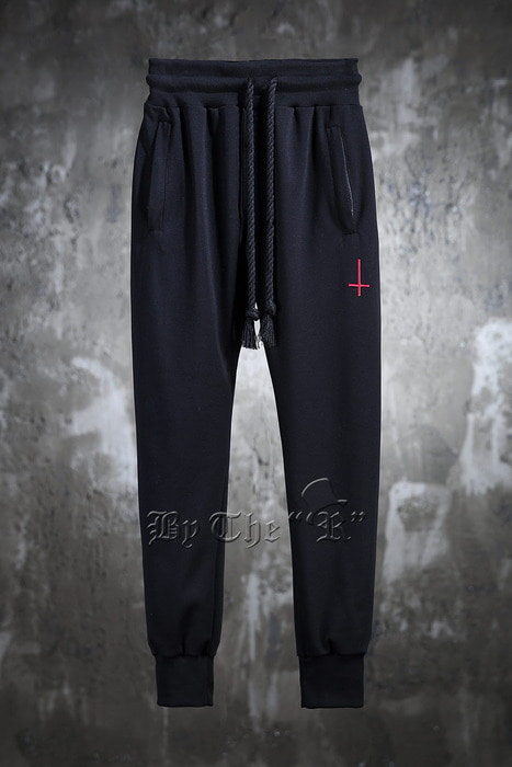 ProjectR Red Cross Embroidery Training Pants