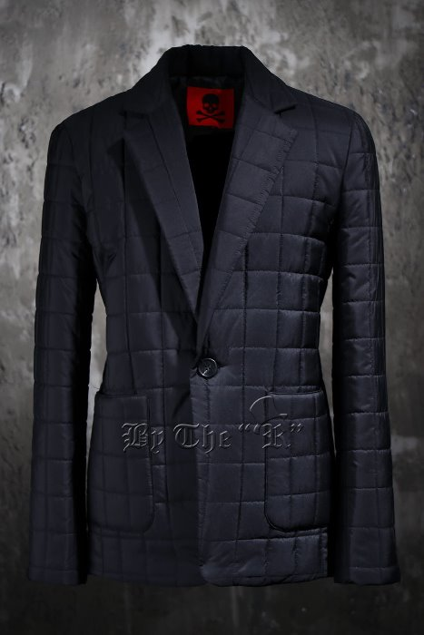 ByTheR Squar Padded One Button Jacket