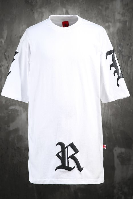 ByTheR Big Lettering logo Short T-shirt