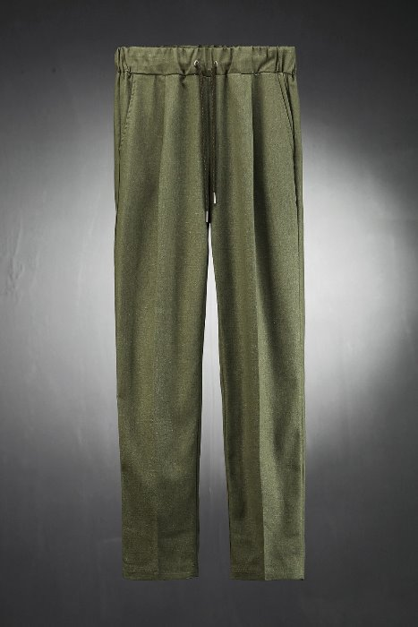Basic Linen Banding Pants