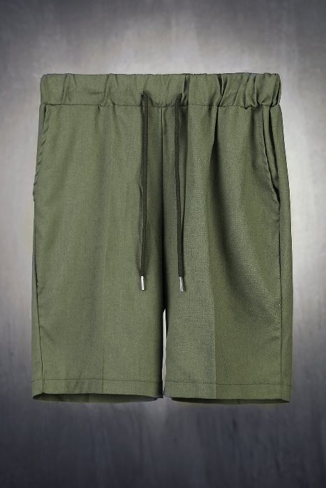 Basic Linen Banding Shorts