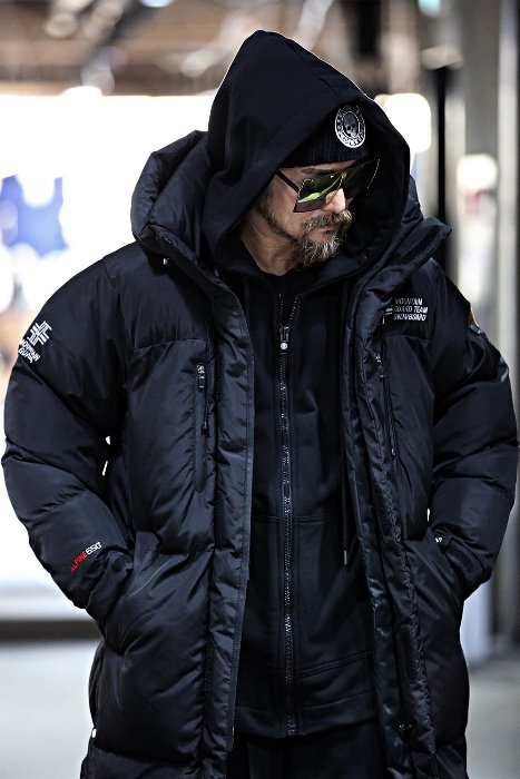 Himalayan Heavy Down Long Parka (Limited)