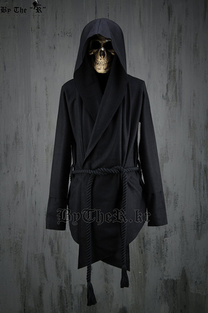 ByTheR Rope Hoodie Coat