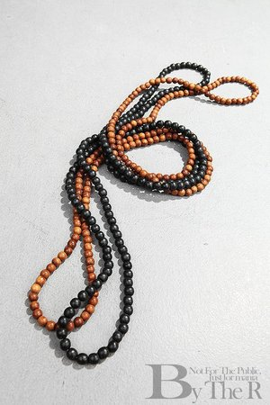 Buddhist Rosary Long Necklace
