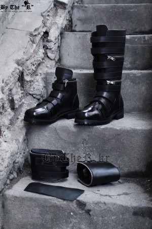ByTheR Zip Transform Boots