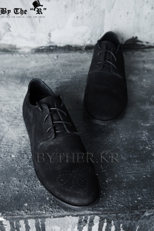 Smog Leather Derby Shoes