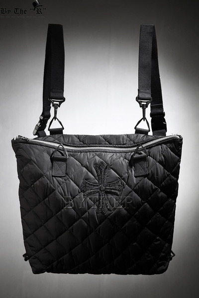 Songchi cross-quilted bag