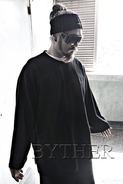 ByTheR Oversize Crew Neck T-shirt