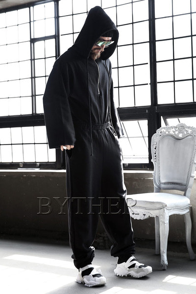ByTher Hoodie Anorak Suit