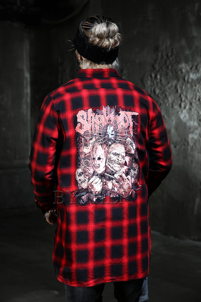 Slipknot Red Shirts