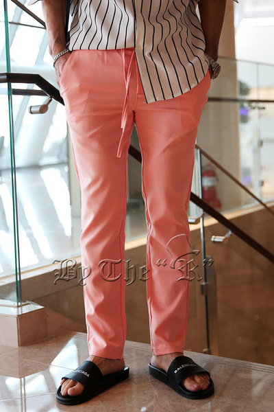 Colorful Banding Slacks