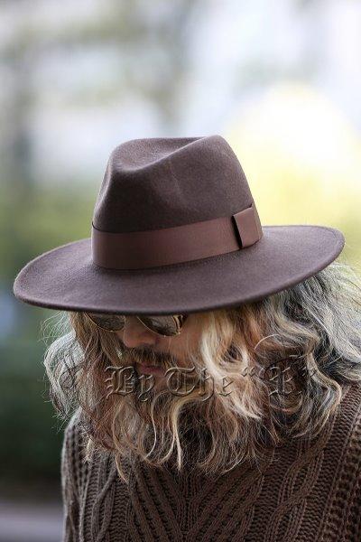 ByTheR Woolen Limp Fedora Hat f220a106501d