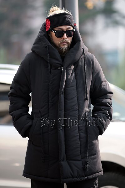 Rope String Loose Puffer Jacket