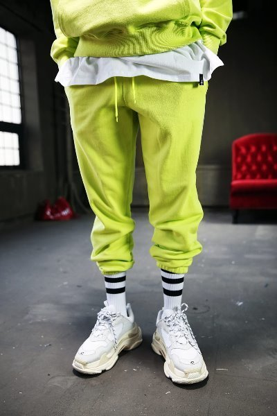 Webbing Point Jogger Pants