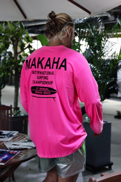 Makaha Neon Loose-fit T-shirt
