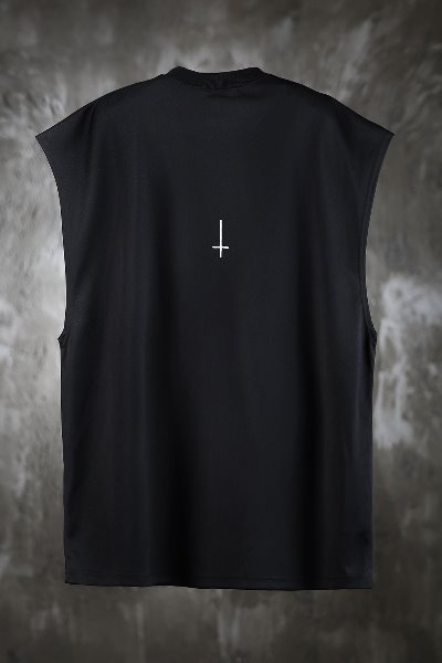 ProjectR Ventilate Spandex Cross Tank Top