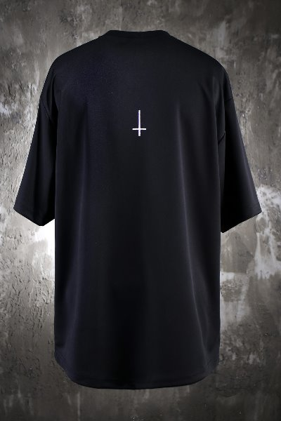 ProjectR Coolspan Cross Back Loose T-Shirts
