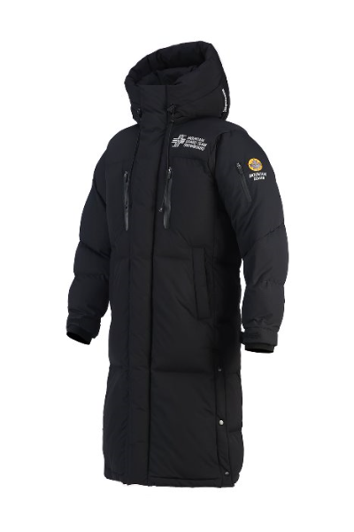 Mountain Guard Himalaya Heavy Long Duck Down Black