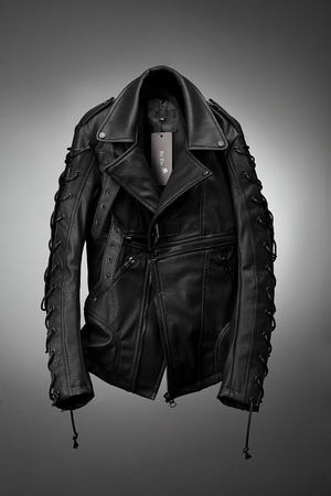 ByTheR Laced-Up Biker Jacket