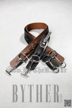 ByTheR Ring Decoration Chino Belt